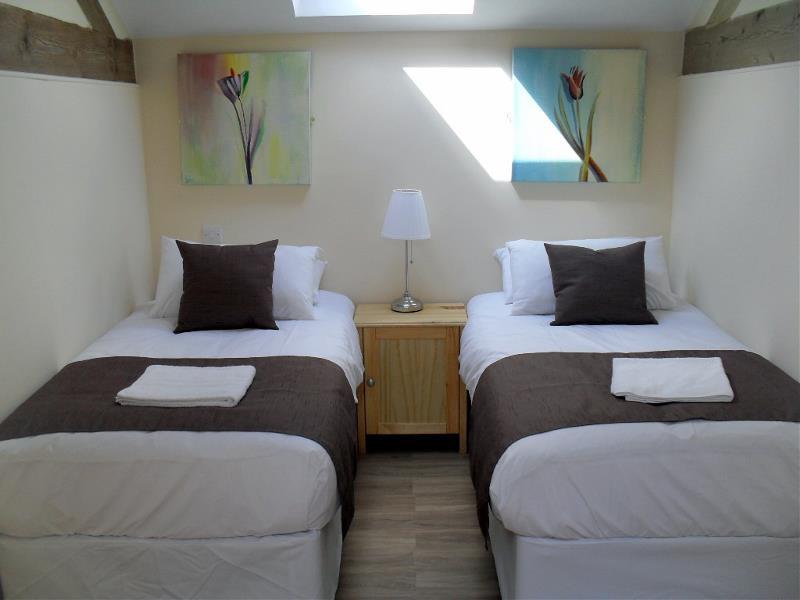 Toad Hall Bedroom