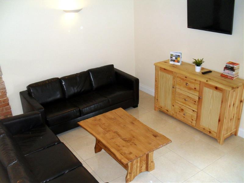 Badgers Sett Living Area